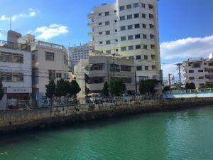 沖縄 那覇 安里川 釣り