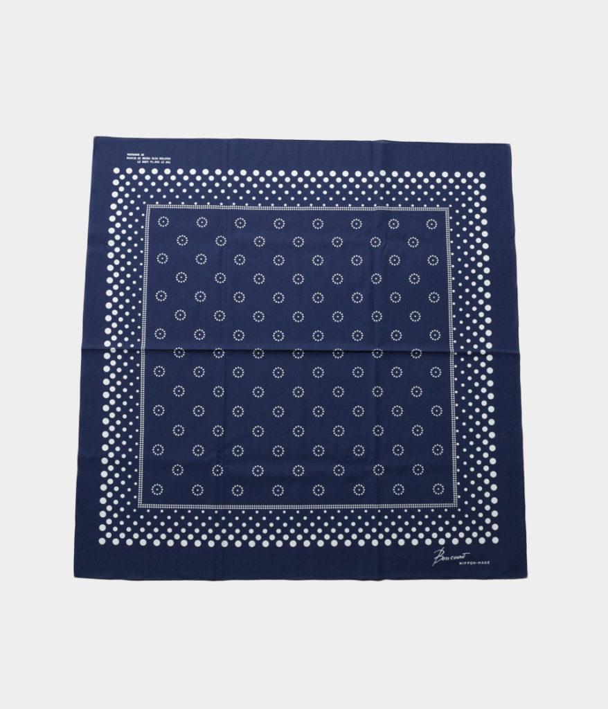 BONCOURA ボンクラ 手擦染スカーフ