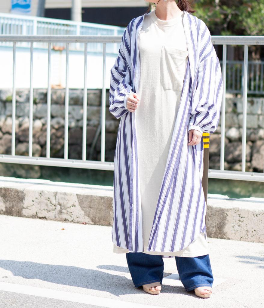 UNFIL アンフィル raw silk jersey t-shirt dress ローシルク オーバーサイズワンピース