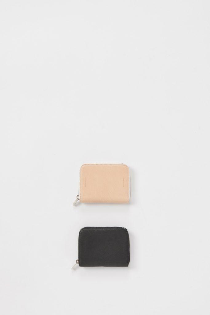 Hender Scheme エンダースキーマ square zip purse スクエアジップウォレット 財布