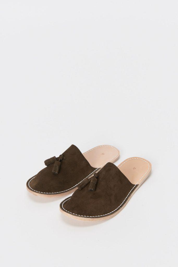 Hender Scheme Leather Slipper エンダースキーマ レザースリッパ