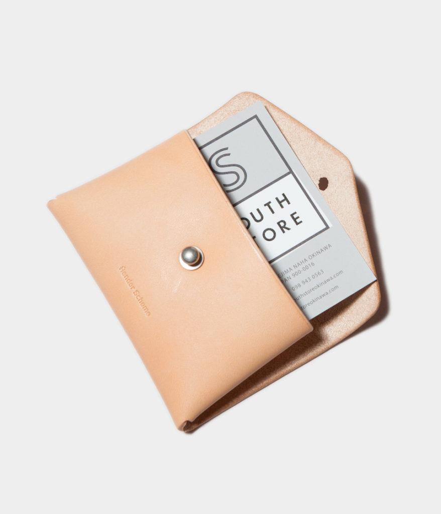Hender Scheme エンダースキーマ one piece card case ワンピースカードケース