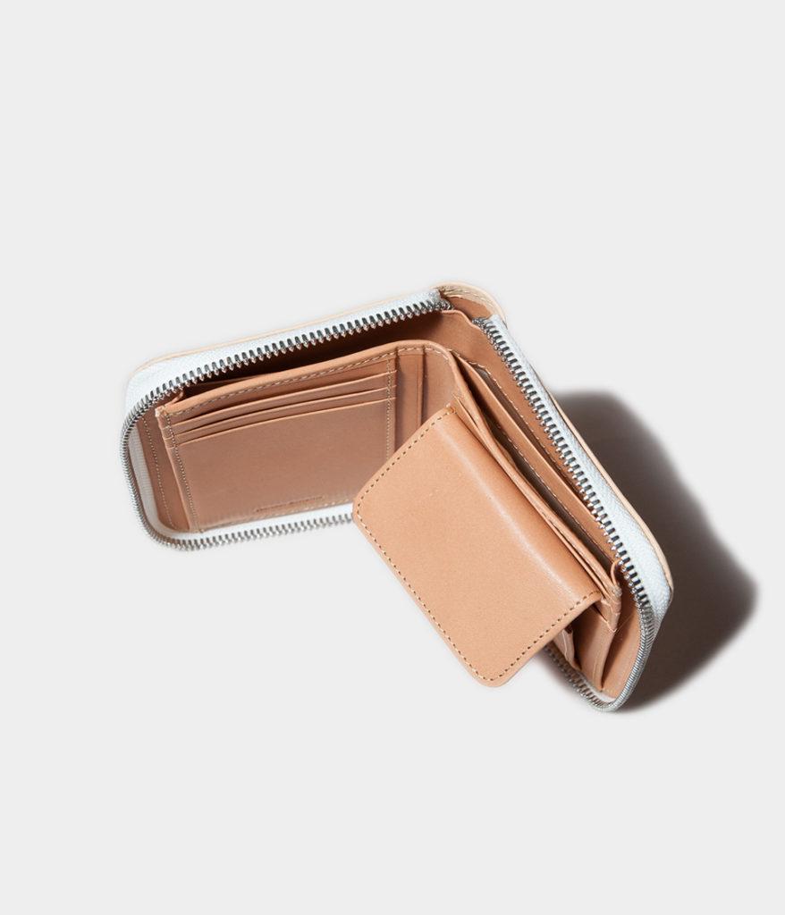 Hender Scheme エンダースキーマ square zip purse スクエアジップウォレット