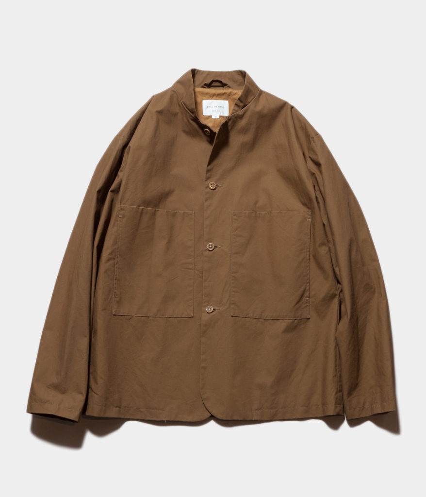 STILL BY HAND スティルバイハンド SH0483 シャツジャケット