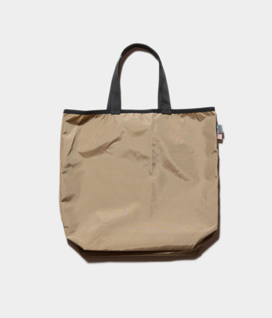 Battle Lake バトルレイク Small Shopping Tote ナイロントートバッグ