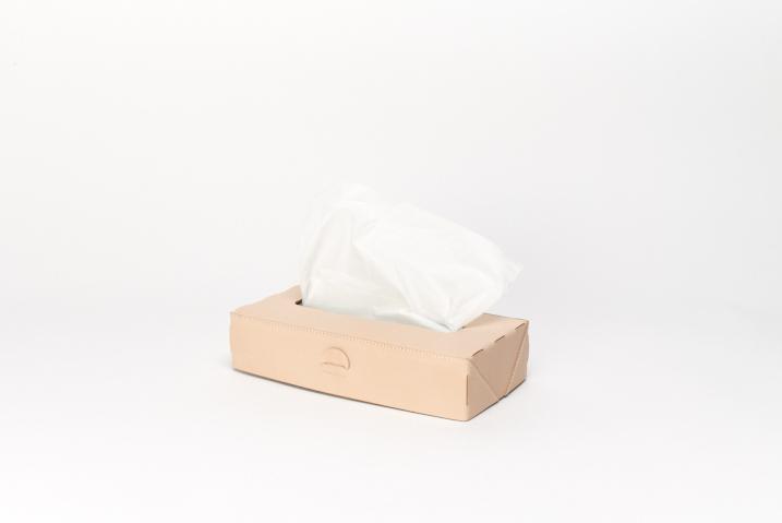 Hender Scheme エンダースキーマ 19SS tissue box case ティッシュボックスケース
