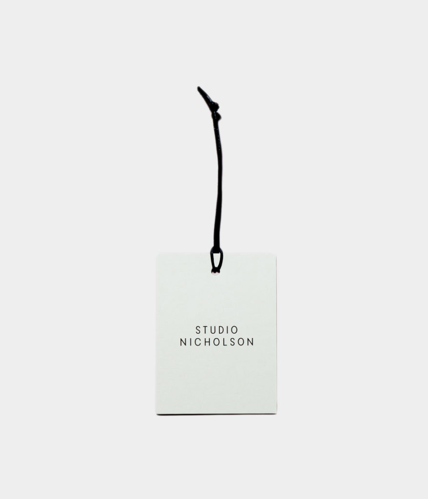 STUDIO NICHOLSON スタジオニコルソン