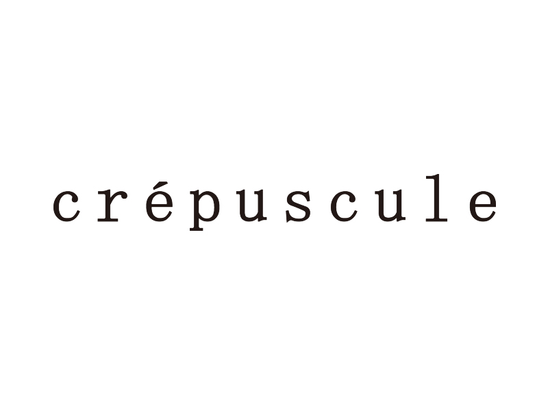 Crepuscule クレプスキュール 19SS