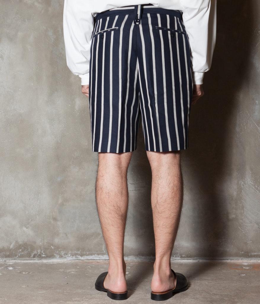 NEAT ニート パンツ シルエット Beltless Shorts ベルトレスショーツ