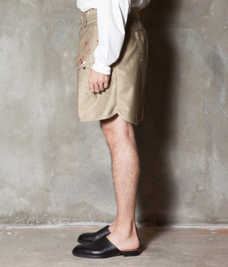 NEAT ニート パンツ シルエット Gurkha Shorts グルカショーツ