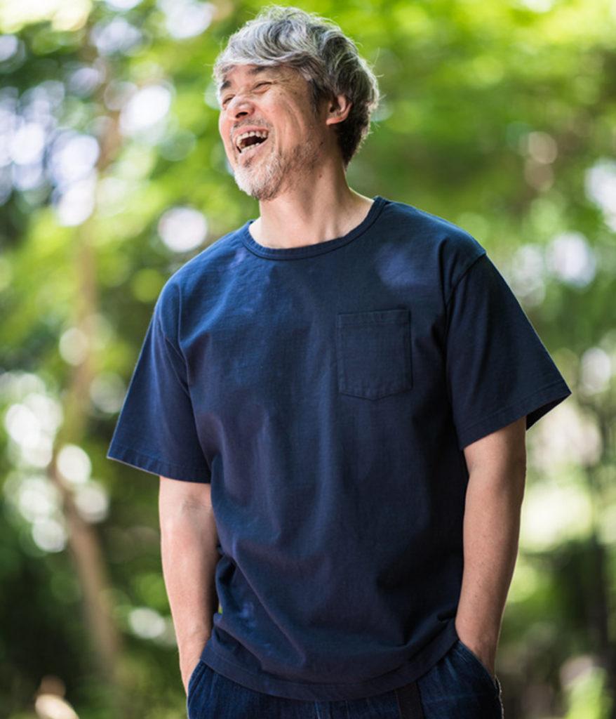 BONCOURA ボンクラ ポケットTシャツ
