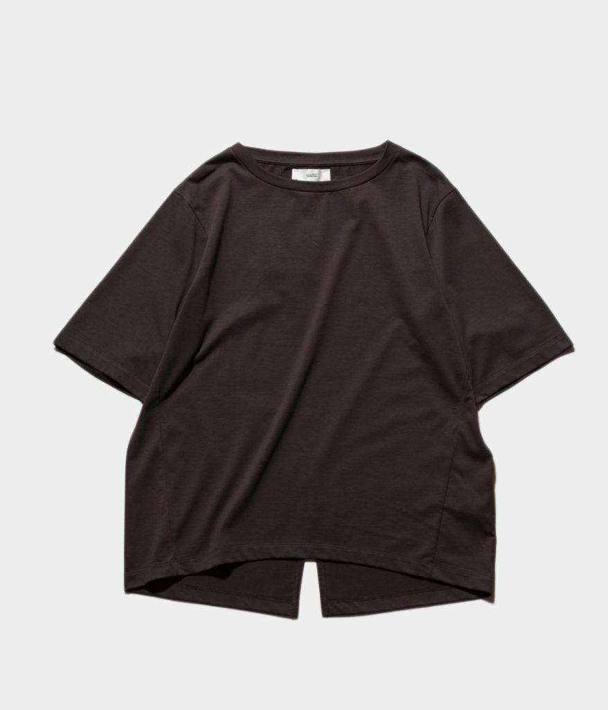 unfil アンフィル 19SS suvin cotton jersey Tシャツ