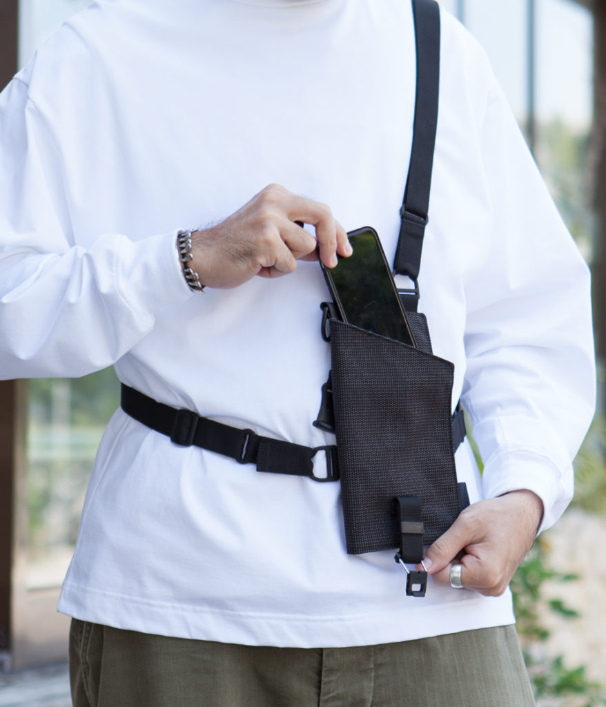 BAGJACK バッグジャック Chest Holder Pouch チェストホルダーポーチ 通販