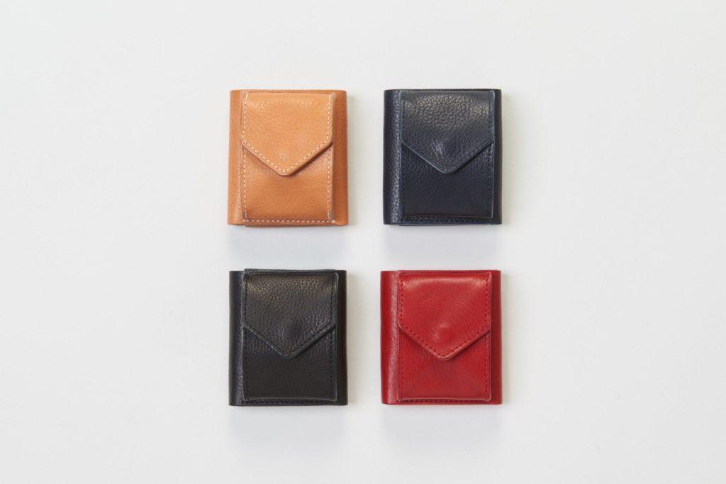 Hender Scheme エンダースキーマ 19AW 通販 trifold wallet トリフォードウォレット