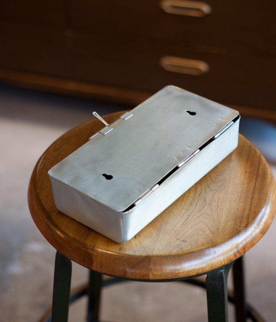 PUEBCO プエブコ PLAIN TISSUE BOX ティッシュボックス