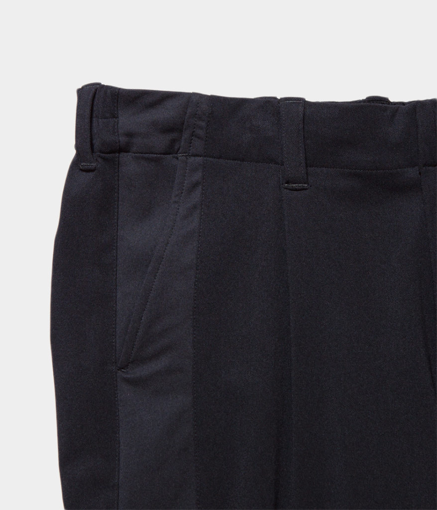 Stein シュタイン 19AW 通販 ONE TUCK TRACK EASY TROUSERS