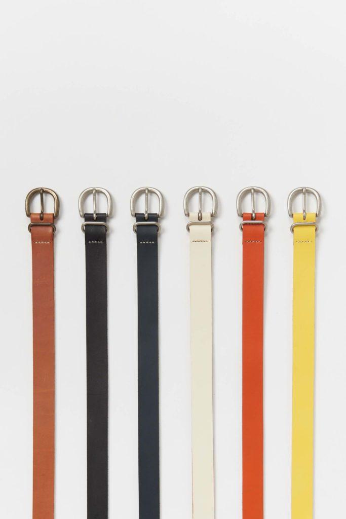 Hender Scheme エンダースキーマ 19AW 通販 tanning belt タンニングベルト