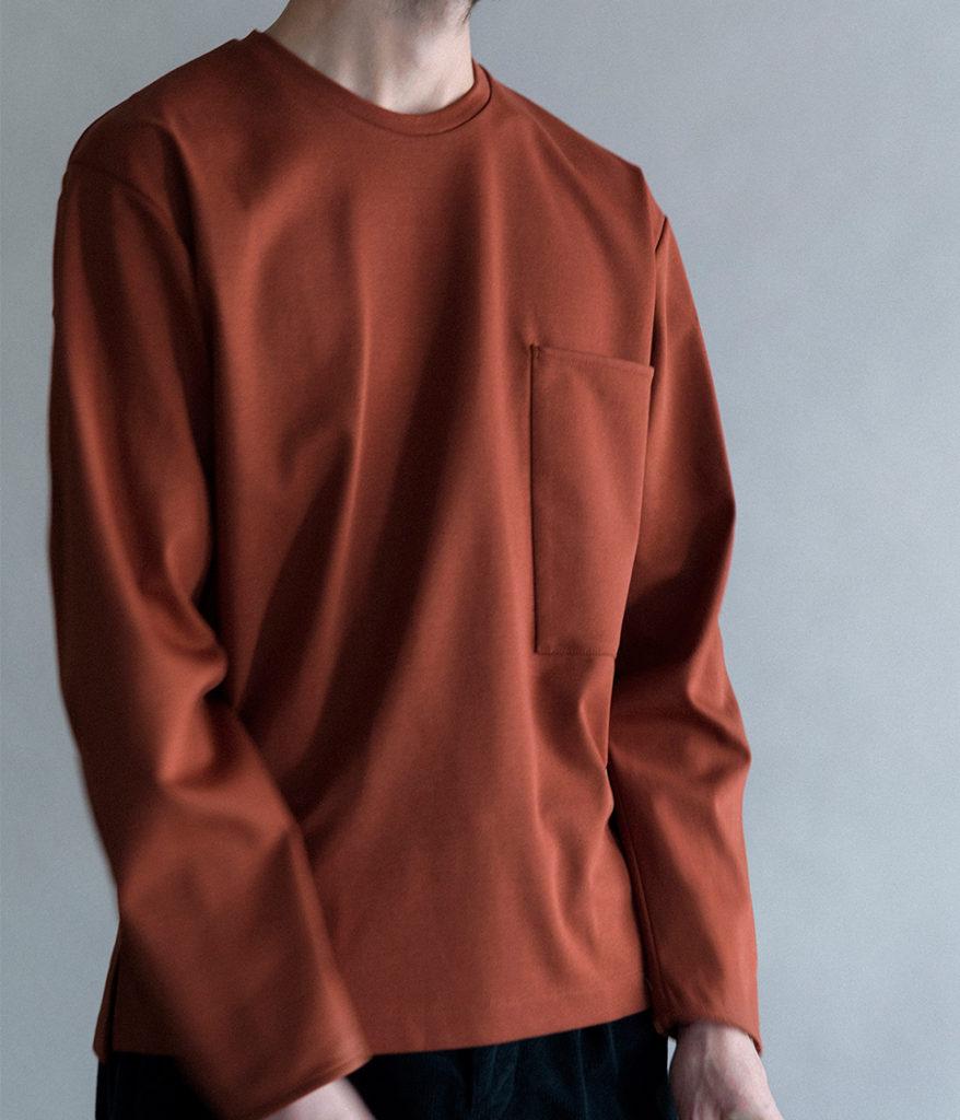 STILL BY HAND スティルバイハンド 19AW CS0193 ロングスリーブTシャツ