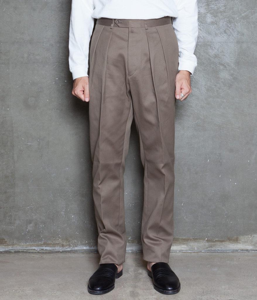 NEAT 20SS Cotton Pique コットンピケ Tapered テーパード