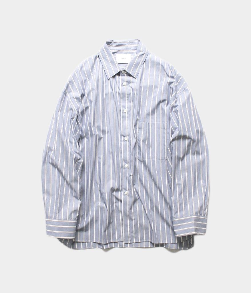 stein シュタイン 20SS 通販 OVERSIZED DOWN PATTERN SHIRT オーバーサイズシャツ