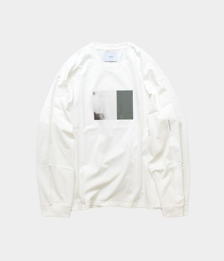 stein シュタイン 20SS 通販 OVERSIZED LONG SLEEVE TEE_A オーバーサイズロングスリーブTシャツ