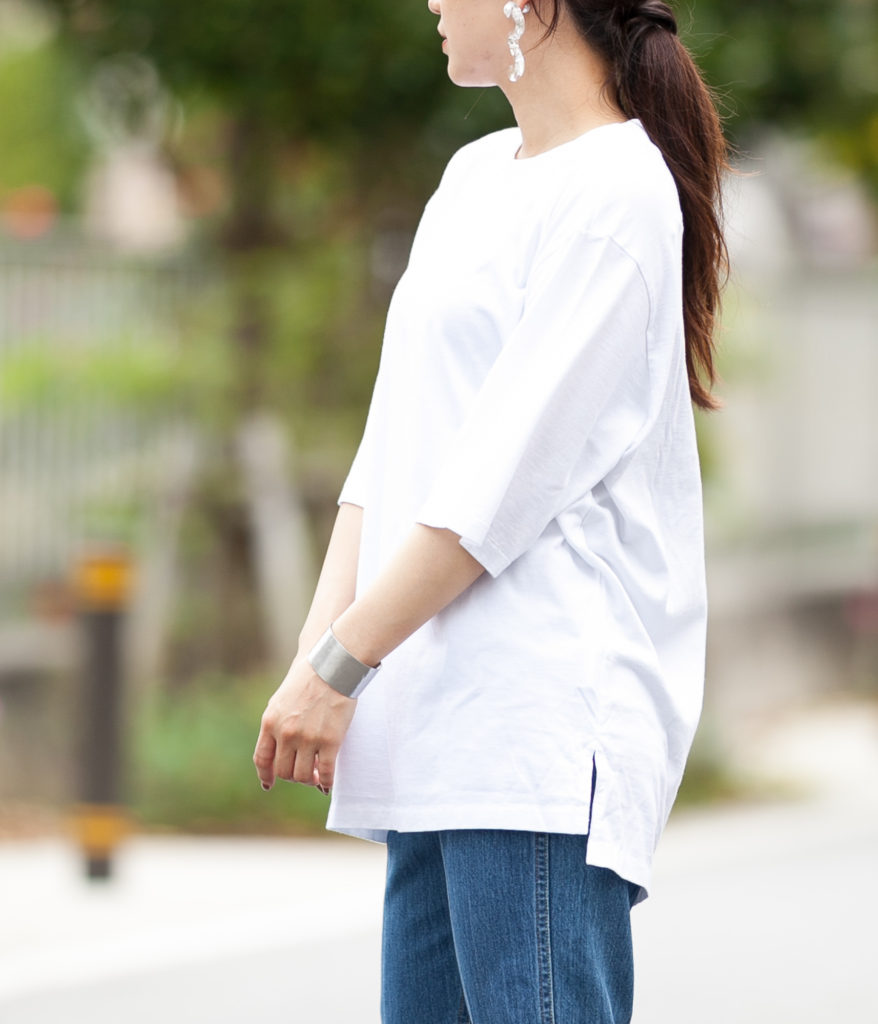 Alvana アルヴァナ 20SS DRESSCODE OVER TEE SHIRTS
