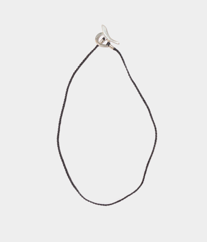 JILL PLATNER ジルプラットナー jp clasp necklace ネックレス