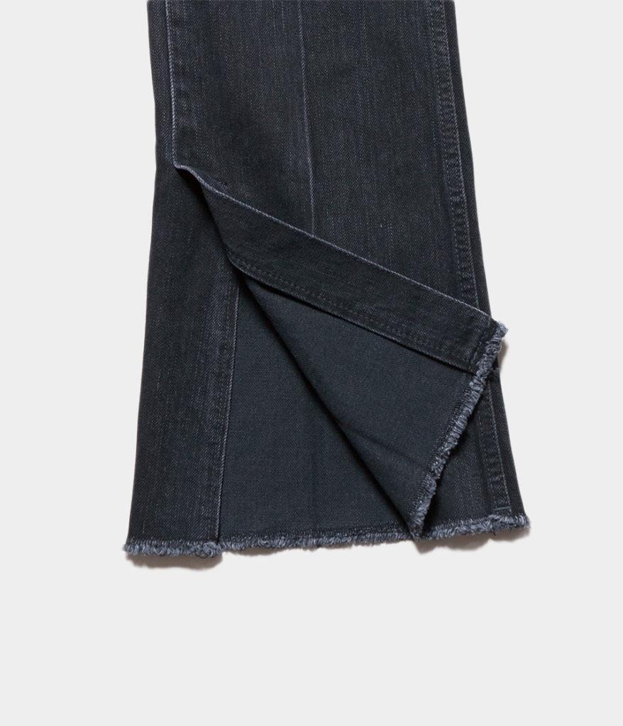PHEENY フィーニー 20AW Vintage denim flared pants ヴィンテージデニムフレアパンツ