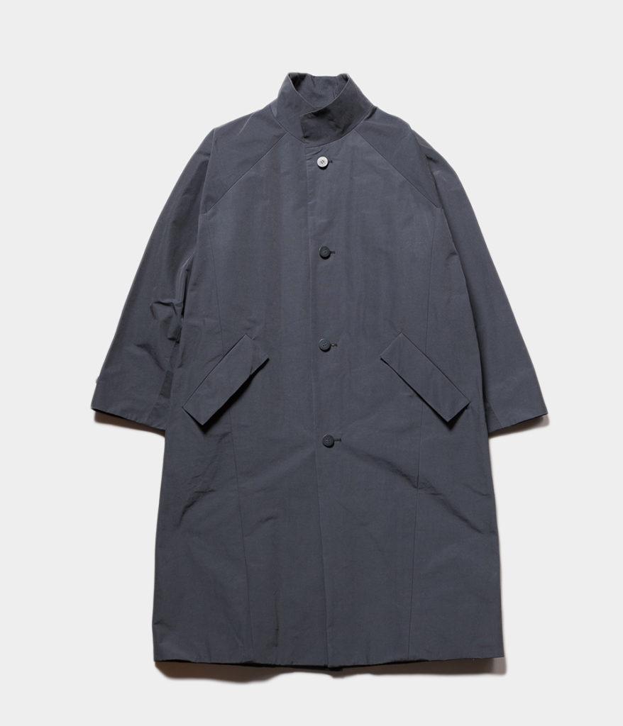 Kontor コントール DIAGONAL MAC COAT マックコート