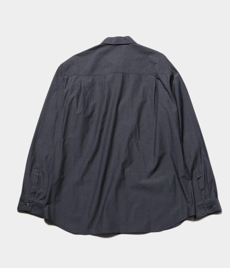 Kontor コントール BASIC SHIRT ベーシックシャツ