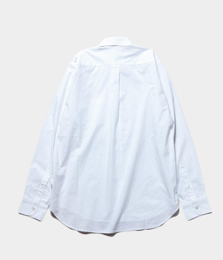 JAN MACHENHAUER ヤンマッケンハウアー 通販 CHRIS クリス ポプリンシャツ
