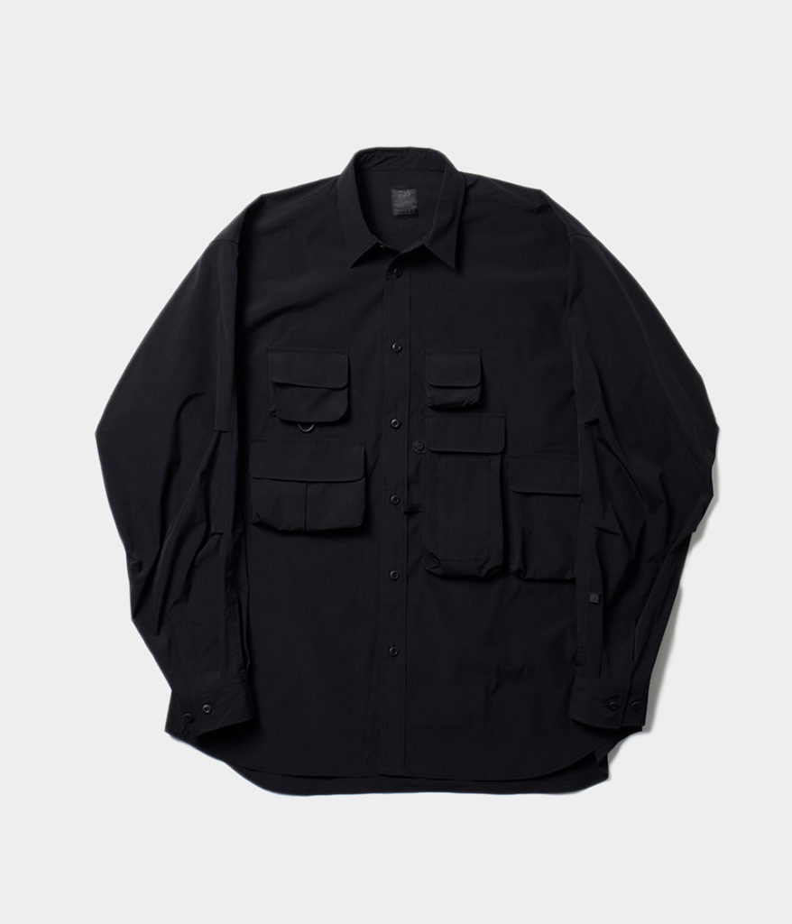DAIWA PIER39 ダイワピア39 21SS Tech Angler`s Shirts L/S テックアングラーズシャツ