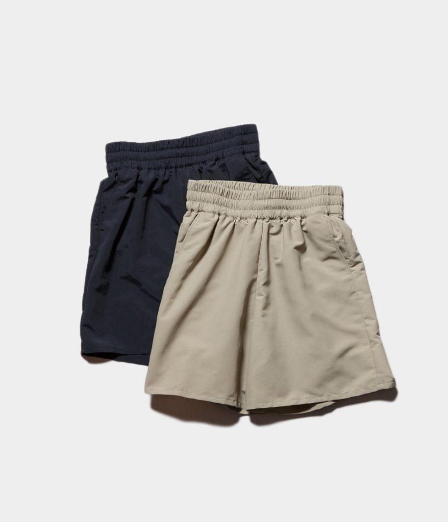 PHEENY フィーニー Swim short pants スイムショートパンツ