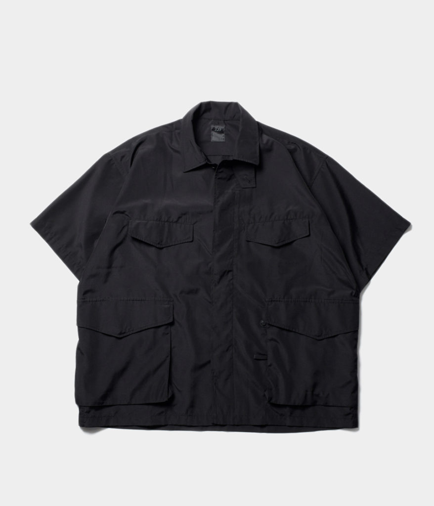 DAIWA PIER39 ダイワピア39 21SS CAPSULE COLLECTION カプセルコレクション 通販 Tech French Mil Field Shirts S/S テックフレンチミルフィールドシャツ