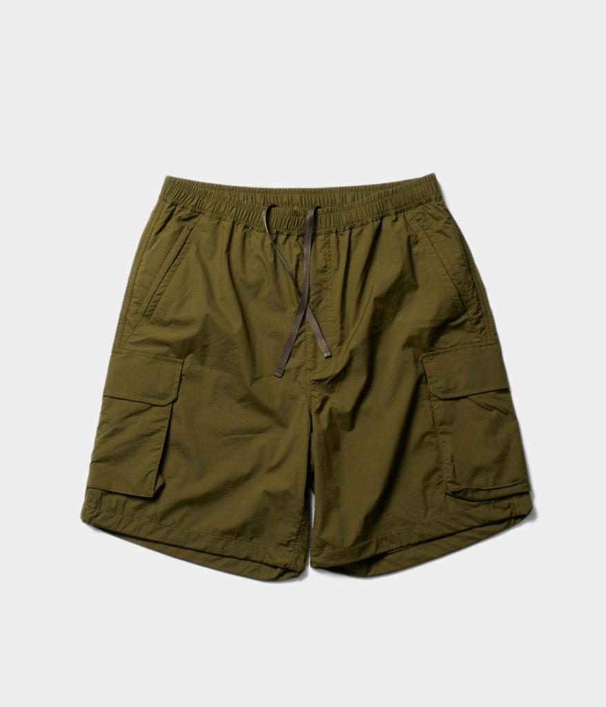 DAIWA PIER39 ダイワピア39 21SS CAPSULE COLLECTION カプセルコレクション 通販 Tech French Mil Field Shorts テックフレンチミルフィールドショーツ