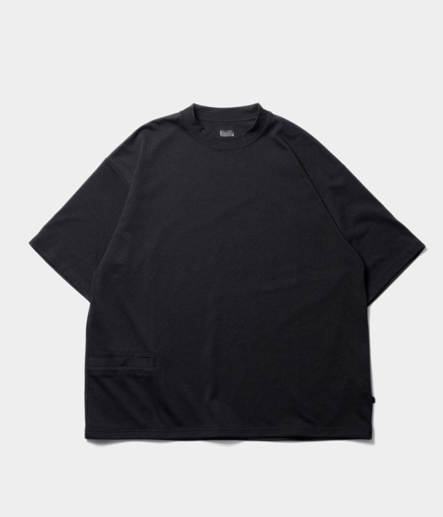 DAIWA PIER39 ダイワピア39 21SS CAPSULE COLLECTION カプセルコレクション 通販 Tech 1P Hi-Crew NeckT-Shirts ハイクルーネックTシャツ