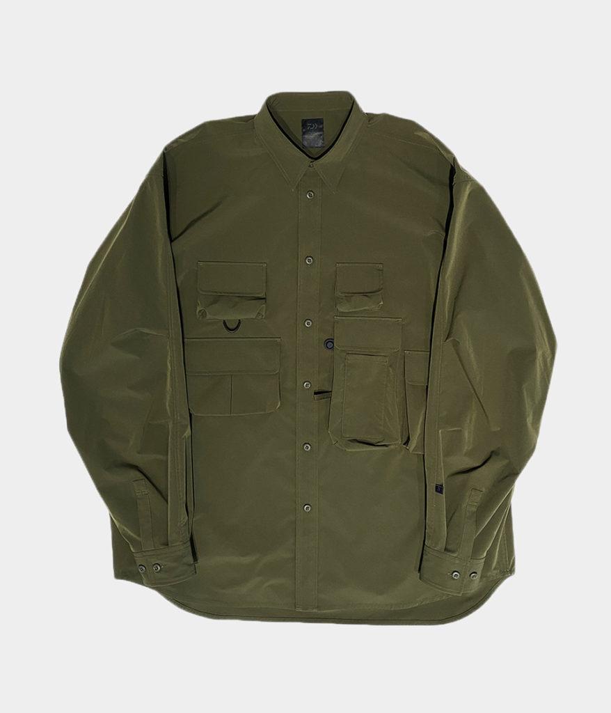 DAIWA PIER39 ダイワピア39 21AW Tech Angler's Shirts L/S