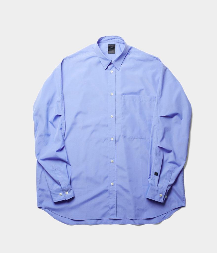 DAIWA PIER39 ダイワピア39 21AW Tech Regular Collar Shirts