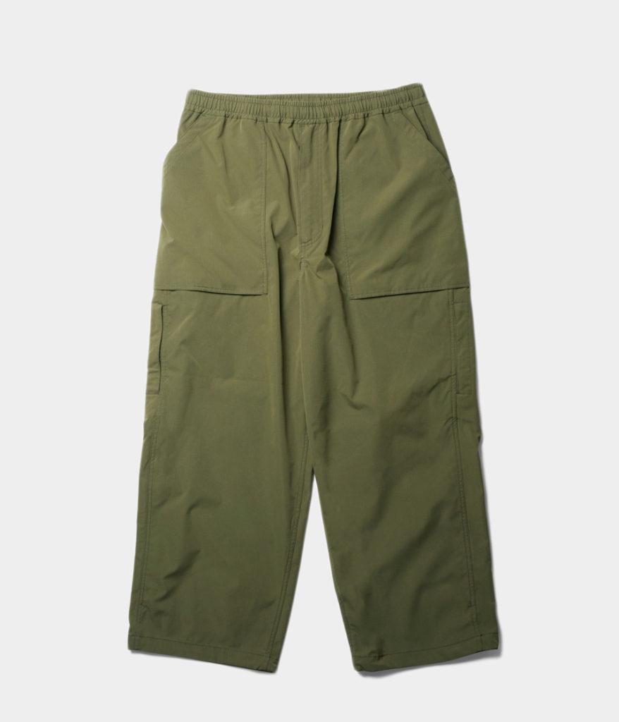 DAIWA PIER39 ダイワピア39 21AW Tech Spy Fatigue Pants Rip-Stop