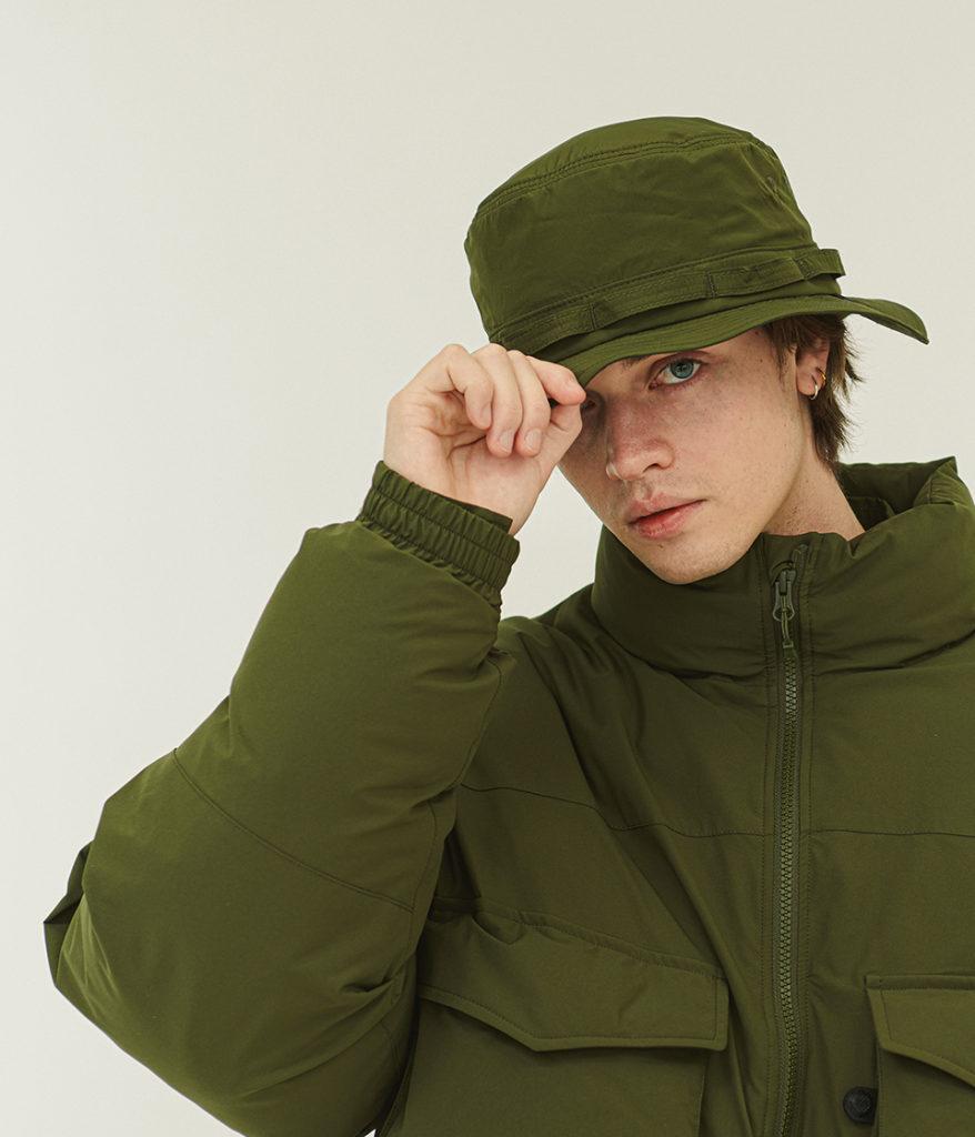 DAIWA PIER39 ダイワピア39 21AW GORE-TEX Infinium Tech Jungle Hat