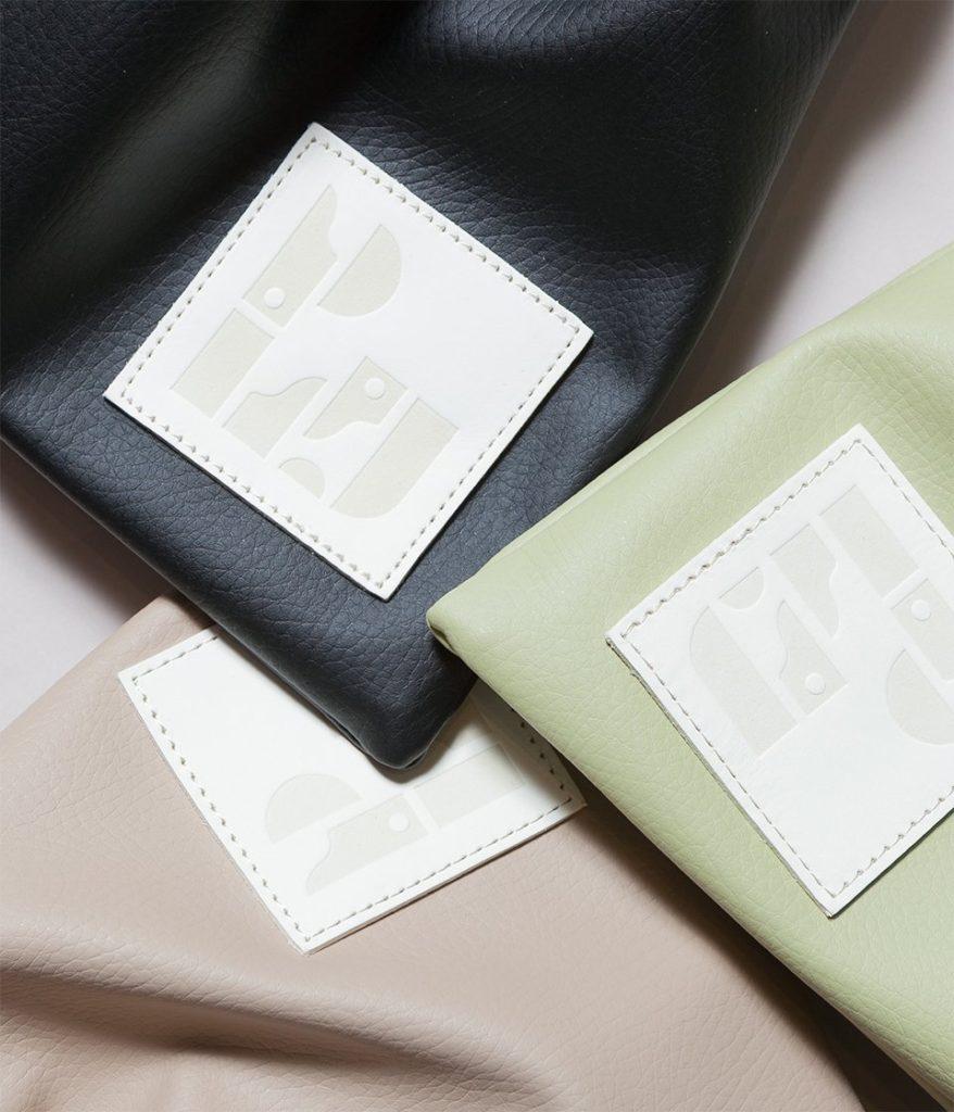 PHEENY フィーニー Fake leather purse フェイクレザーパース