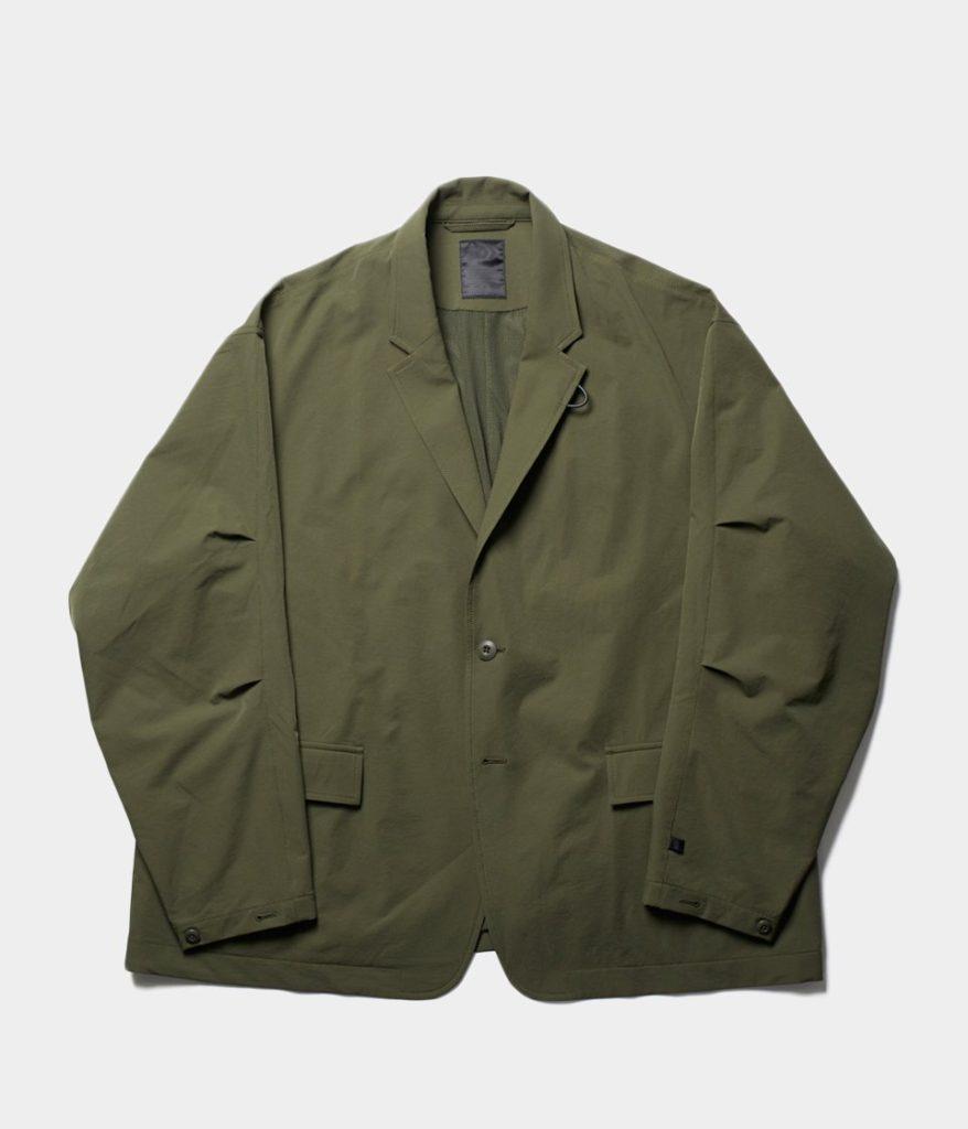 DAIWA PIER39 ダイワピア39 21AW Tech Loose Stretch 2B Jacket テックルーズストレッチ2Bジャケット