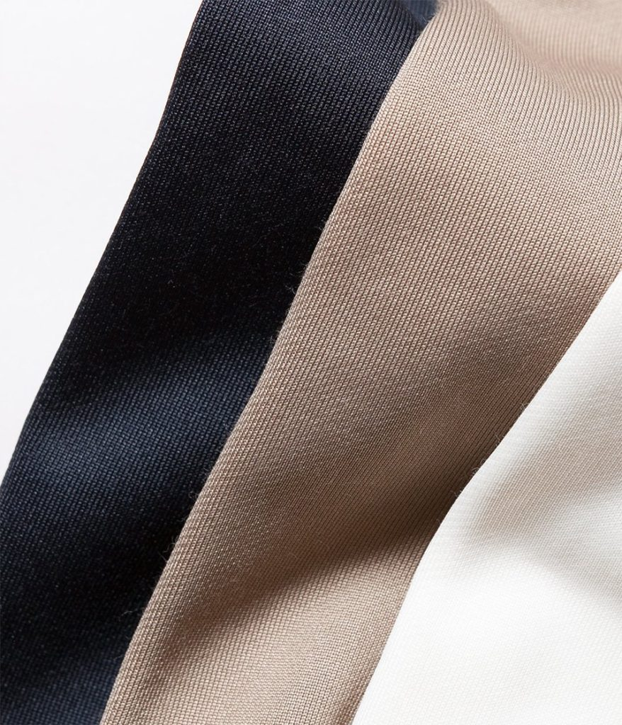 PHEENY フィーニー Nylon sweat tucked sleeve P/O ナイロンスウェットタックスリーブプルオーバー